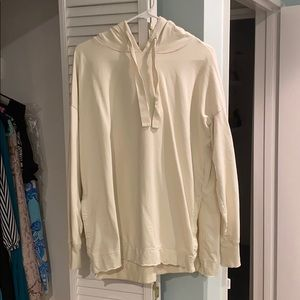 Aerie sunwashed desert hoodie, size medium